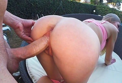 Big Russian Tits in Spain! Bangbros