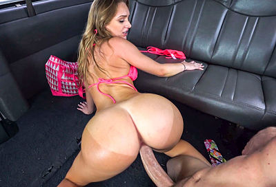 Katia Enjoys Spring Break 17' With The Bus Bangbros