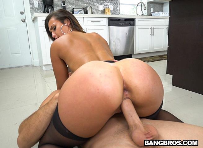 Sandra romain loves sucking and fucking big hard black dick 7