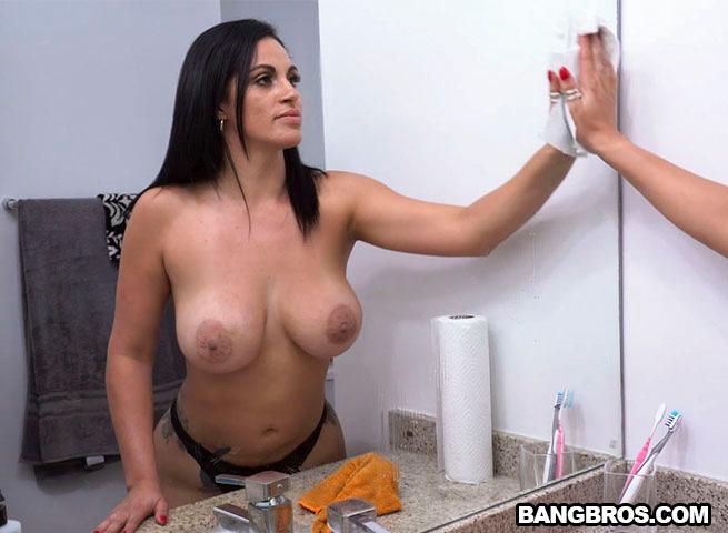 Bangbros latina cam girl mia martinez gives us a tour of nakedcom 8